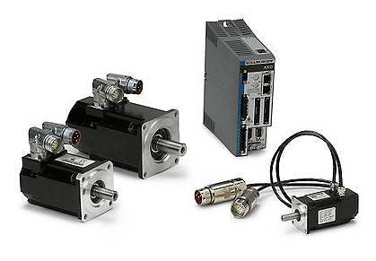 KOLLMORGEN AKD SERVO DRIVES AND AKM SERVO MOTORS